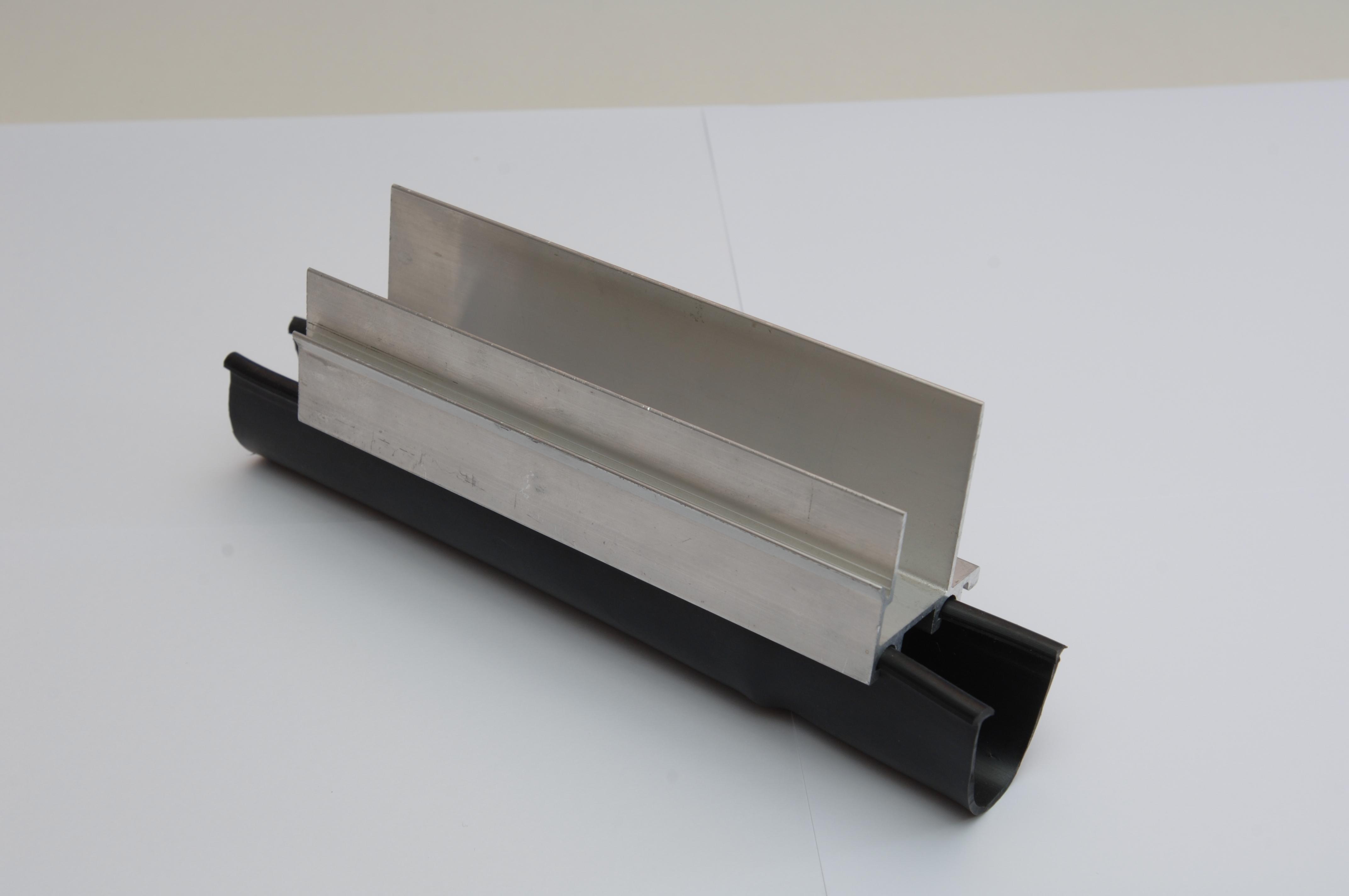 Garage Door Rubber Seal >> Rubber Ground Seal